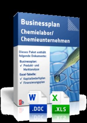 Businessplan Chemielabor/Chemieunternehmen