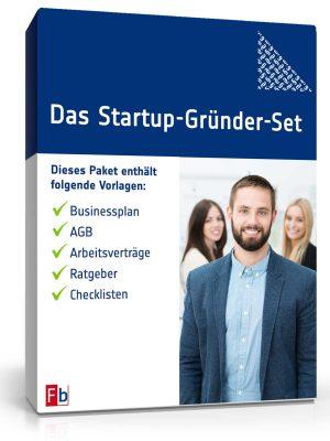 Das Startup-Gründer-Set