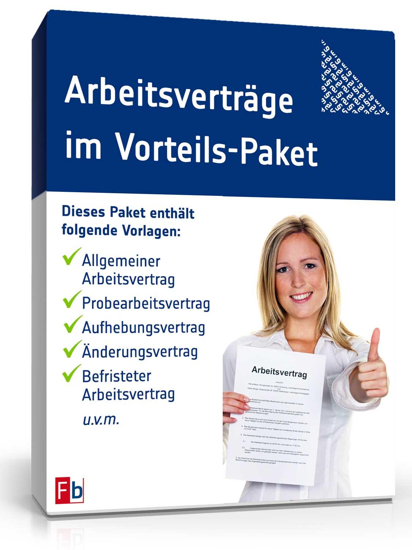 11 Arbeitsverträge im Vorteils-Paket