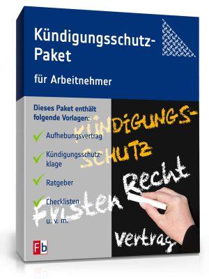 Kündigungsschutz-Paket für Arbeitnehmer