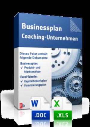 Businessplan Coaching-Unternehmen