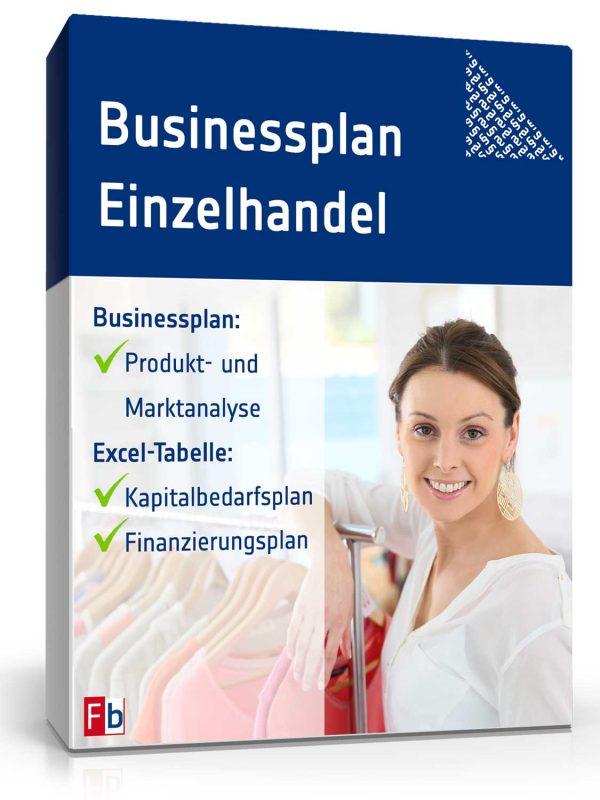 Businessplan Einzelhandel 1