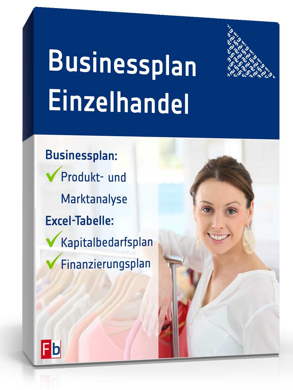 Businessplan Einzelhandel