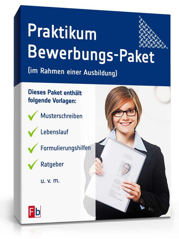 Praktikum Bewerbungs-Paket (im Rahmen einer Ausbildung) 1