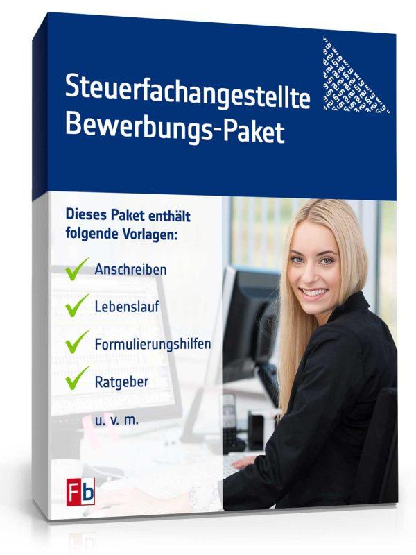 Steuerfachangestellte Bewerbungs-Paket 1