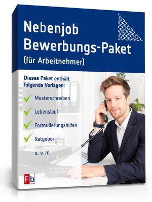 Nebenjob Bewerbungs-Paket (für Arbeitnehmer)