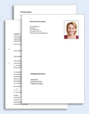 Heilerziehungspfleger/ Heilerziehungspflegerin Bewerbungs-Paket
