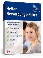 Helfer Bewerbungs-Paket