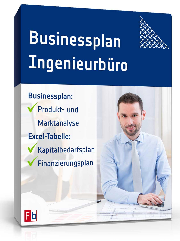 Businessplan Ingenieurbüro