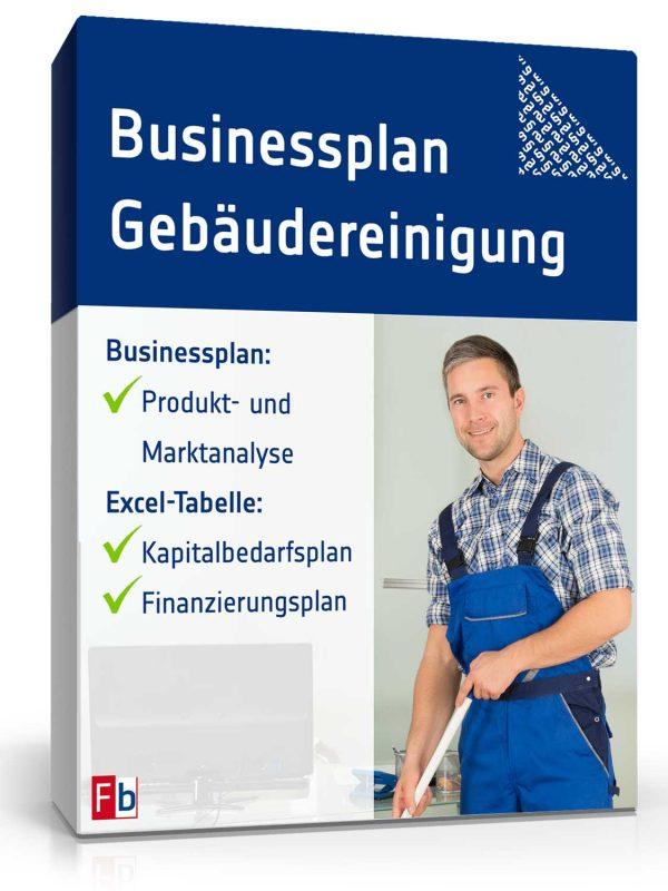 Businessplan Gebäudereinigung 1