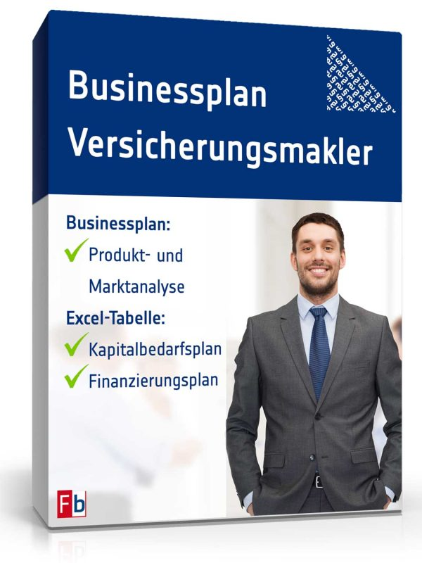 Businessplan Versicherungsmakler 1