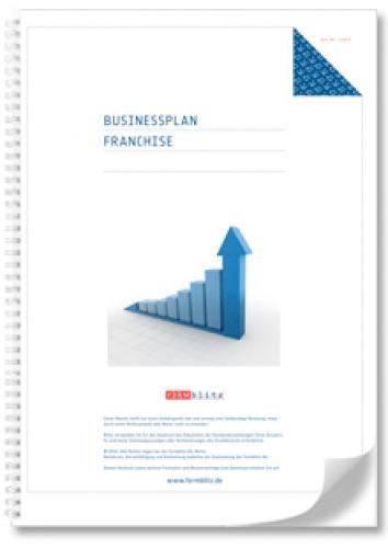 Businessplan Franchise (allgemein)