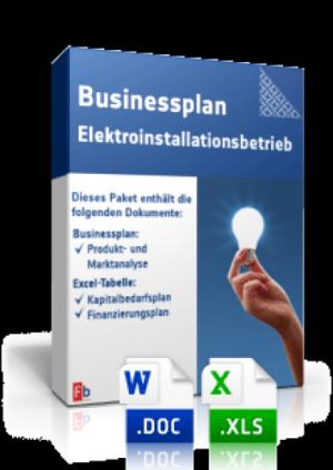 Businessplan Betriebsstätte für Sanitär-, Heizungs- & Klimaanlagentechnik
