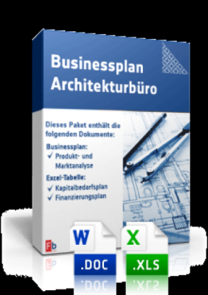 Businessplan Architekturbüro
