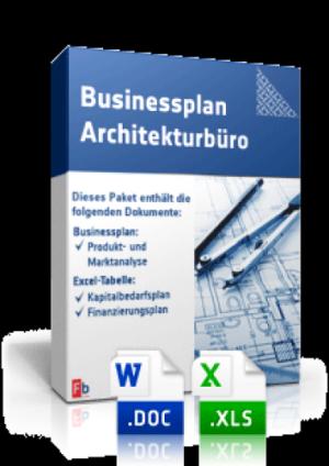 Businessplan Architekturbüro