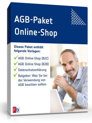 AGB-Paket Online-Shop