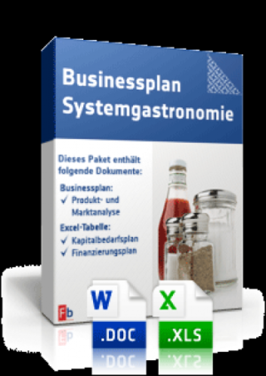 Businessplan Franchise (Systemgastronomie)
