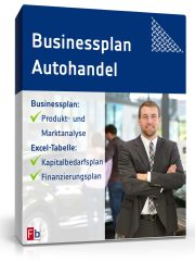 Businessplan Autohandel