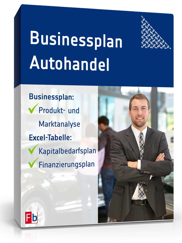 Businessplan Autohandel
