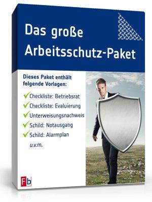 Das große Arbeitsschutz-Paket