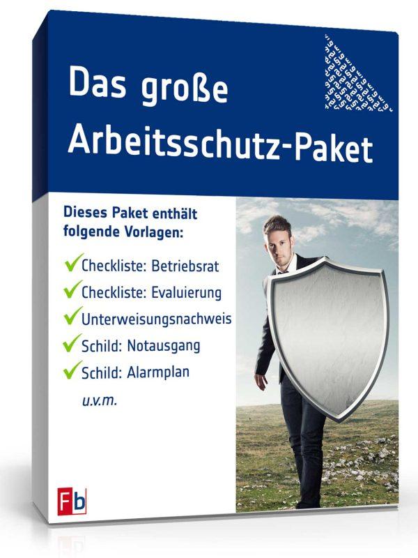 Das große Arbeitsschutz-Paket 1
