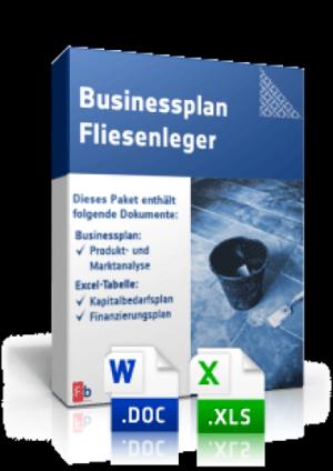 Businessplan Fliesenleger
