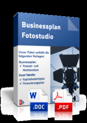 Businessplan Fotostudio