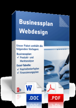 Businessplan Webdesign