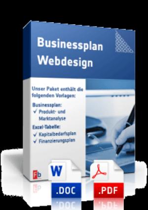 Businessplan Webdesign