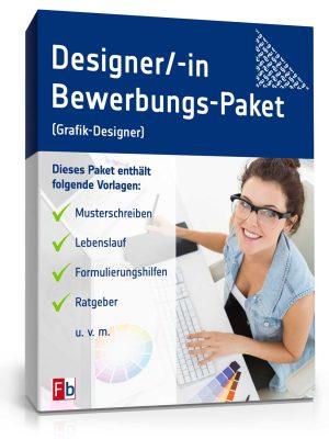 Designer Bewerbungs-Paket