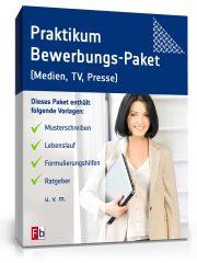 Praktikum Bewerbungs-Paket (Medien, TV, Presse)