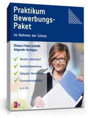 Praktikum Bewerbungs-Paket (im Rahmen der Schule)