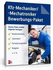 Kfz-Mechaniker/ Kfz-Mechatroniker Bewerbungs-Paket