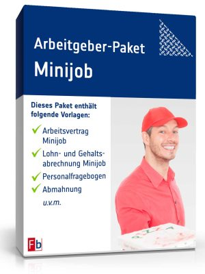 Arbeitgeber-Paket Minijob 2015
