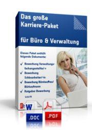 Das große Karriere-Paket für Büro & Verwaltung