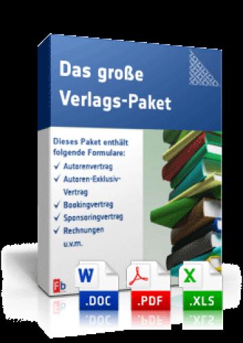 Das große Verlags-Paket