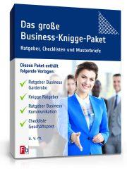 Das große Business-Knigge-Paket