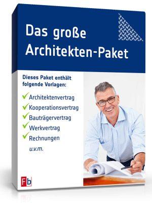 Das große Architekten-Paket
