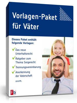 Vorlagen-Paket für Väter
