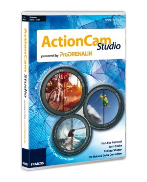 Franzis ActionCam Studio