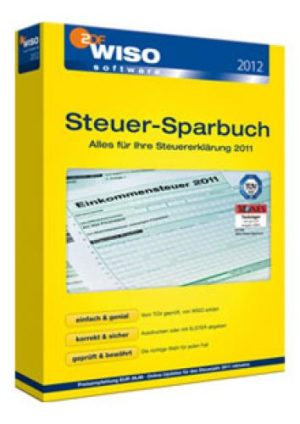 WISO Steuer-Sparbuch 2012