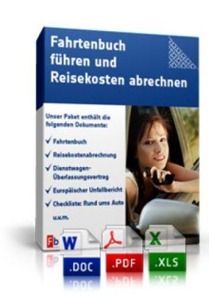 Fahrtenbuch führen & Reisekosten abrechnen