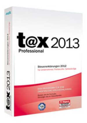 t@x 2013 Professional