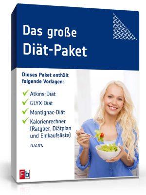 Das große Diät-Paket