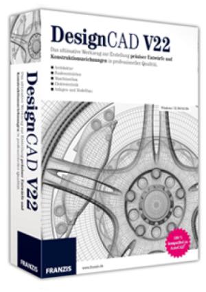 Franzis DesignCAD V22