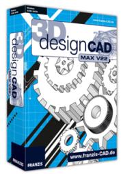 Franzis DesignCAD 3D MAX V22