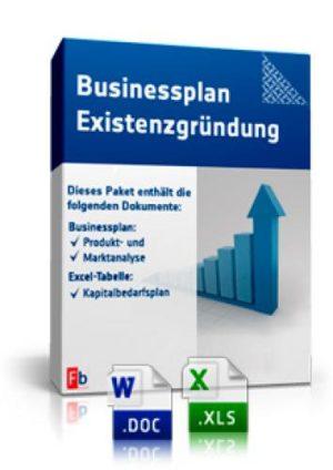 Businessplan Existenzgründung