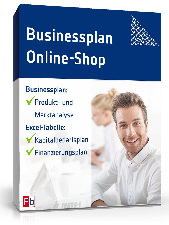 Businessplan Online-Shop allgemein