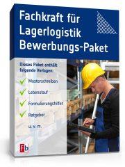 Fachkraft für Lagerlogistik Bewerbungs-Paket