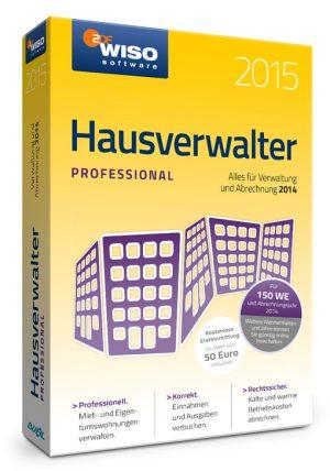WISO Hausverwalter 2015 Professional